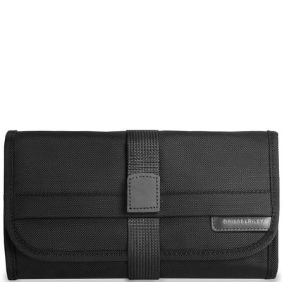 Briggs & Riley Baseline Compact Toiletry Kit in color black