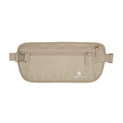 tan waist money belt
