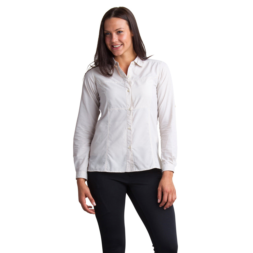 30c48622 ExOfficio Lightscape Long Sleeve Shirt Womens - Going In Style
