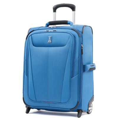 Travelpro Maxlite 5 International Expandable Carry-On Rollaboard Azure Blue