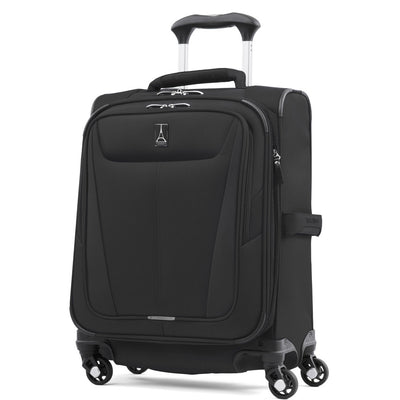 Travelpro Maxlite 5 International Expandable Carry On Spinner Black