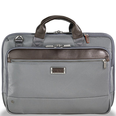 Grey Briggs & Riley @work Slim Brief KB420