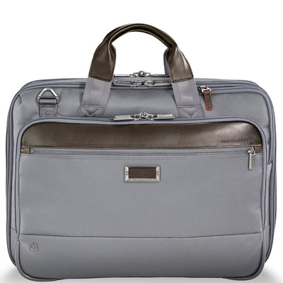 Gray Briggs & Riley @work Medium Expandable Brief KB425X