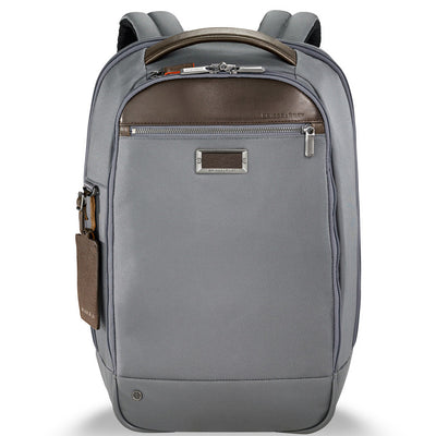 Gray Briggs & Riley @work Slim Backpack KP420