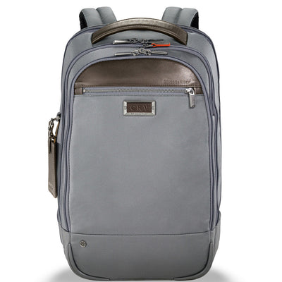 Gray Briggs & Riley @work Medium Backpack KP422