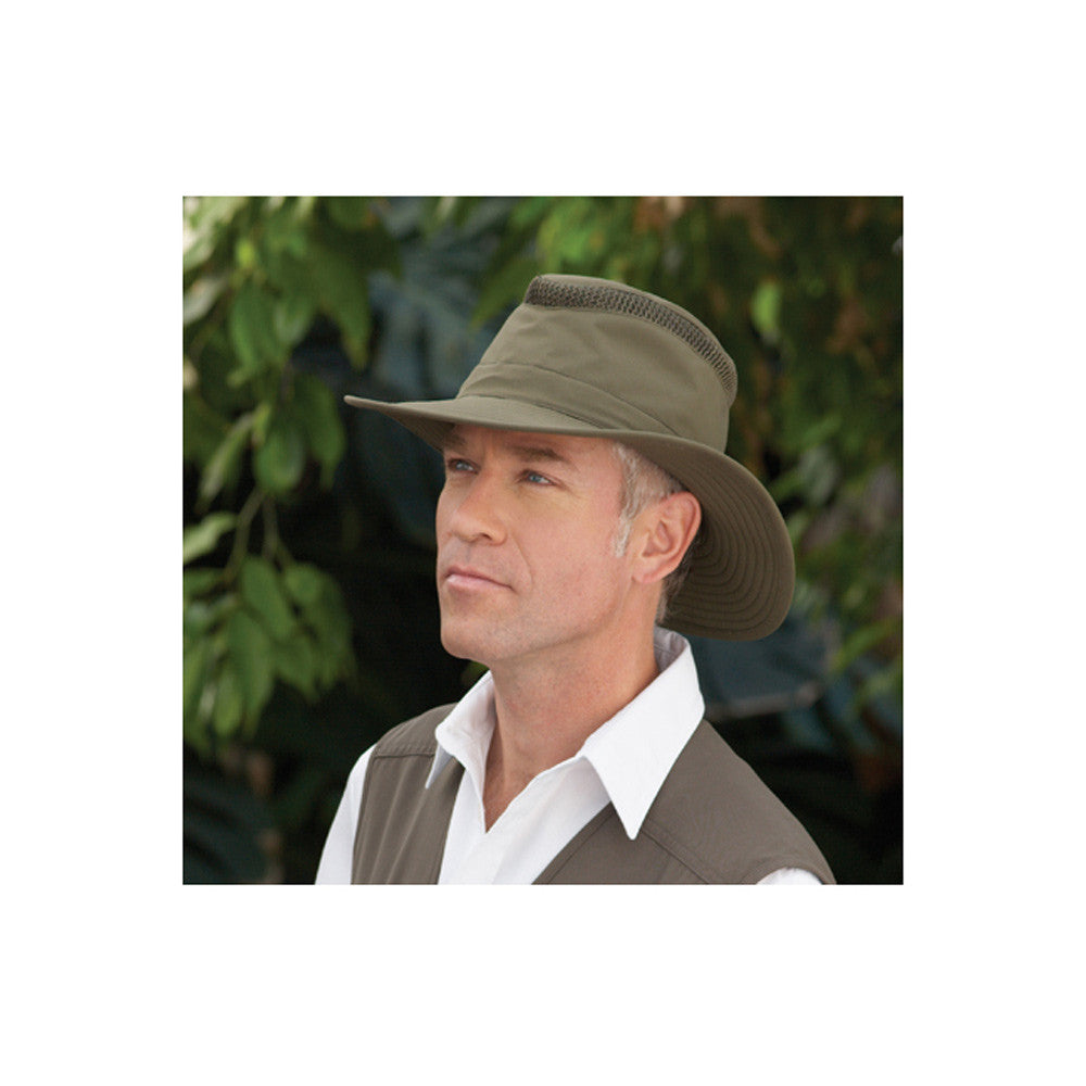 Tilley Mens Airflo Travel Hat LTM6 - Going In Style 3cd09ef7335