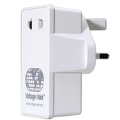 UK travel adapter with usb port