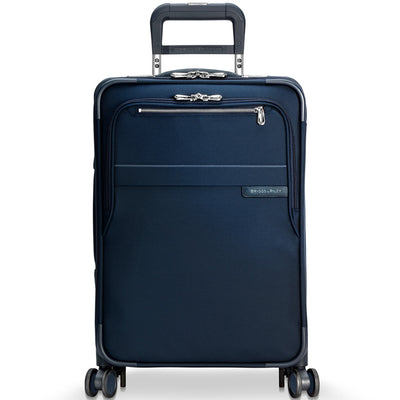 Navy Baseline Carry On Spinner