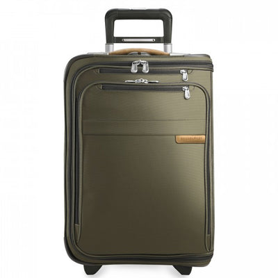 Baseline Carry-On Upright Garment Bag Olive