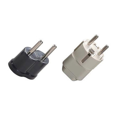Majorca Travel Adapters Grounded and Non Grounded