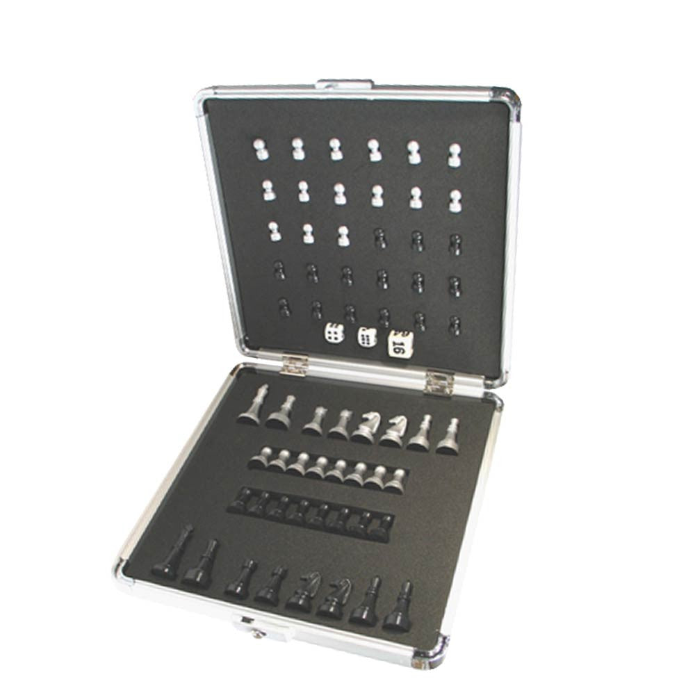 a8c41f5e40eb Travel Chess and Backgammon Magnetic Game