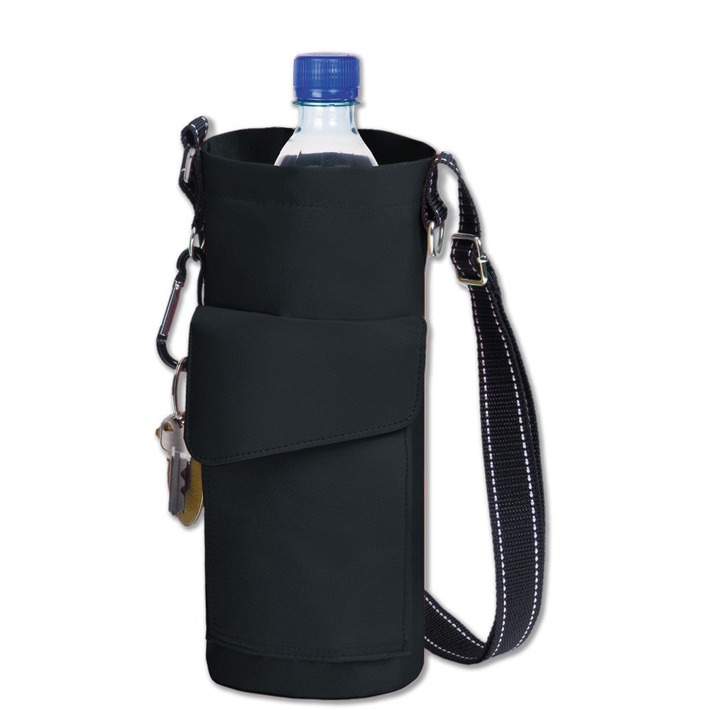 Go Caddy Water Bottle Holder Rfid Credit Card Sleeve And