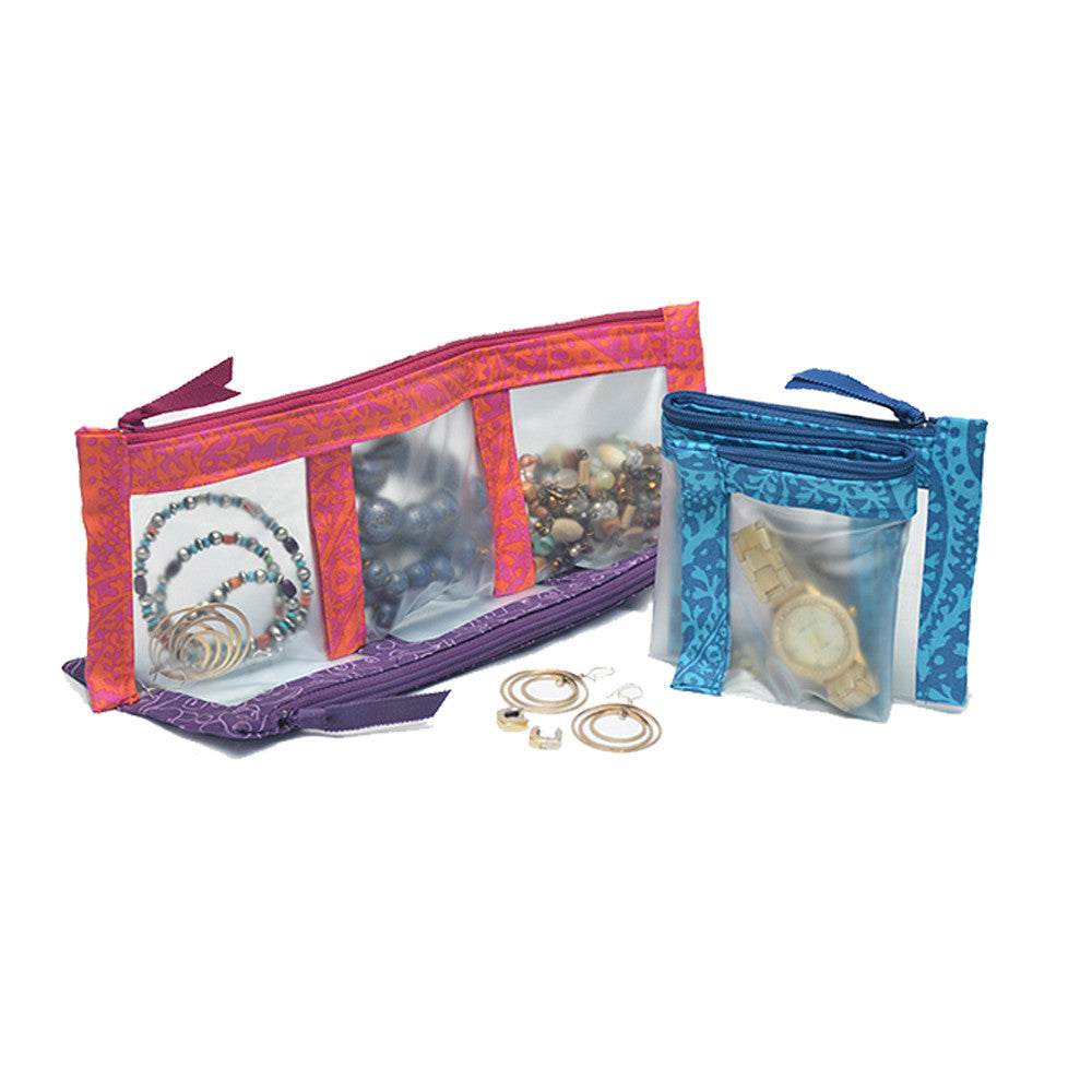 Jewelry Pockets Flanabags Travel Organizers Going In Style
