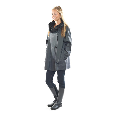 Mini Nickel Gray Raincoat Mycra Pac