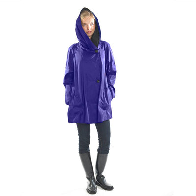 Mycra Pac Mini Grape Travel Coat