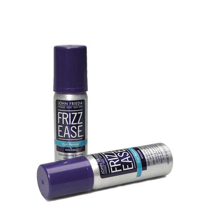 Frizz Ease Hair Mousse Two Pack for Travel