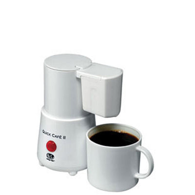 Quick Cafe Travel Coffee Maker with Portable Mug
