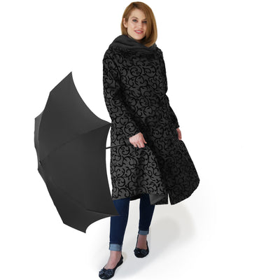 Mycra Pac Dona Coat Umbrella Vine