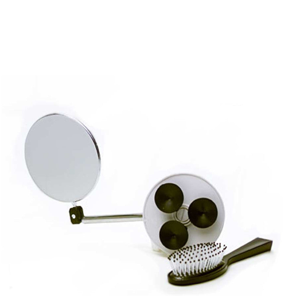 Travel Shaving Telescoping Suction Mirror - Going In Style