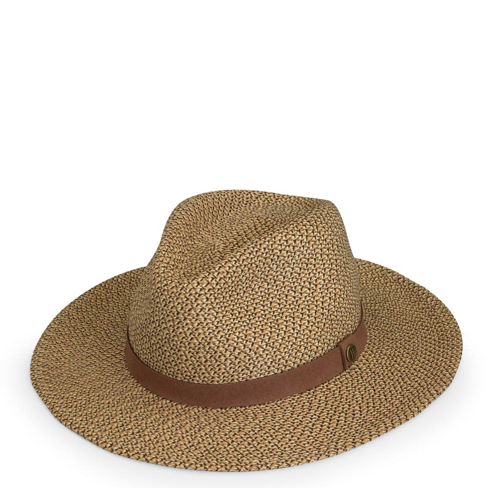 1d66a90890acd Mens Sun Hat in Color Brown Style Outback by Wallaroo ...
