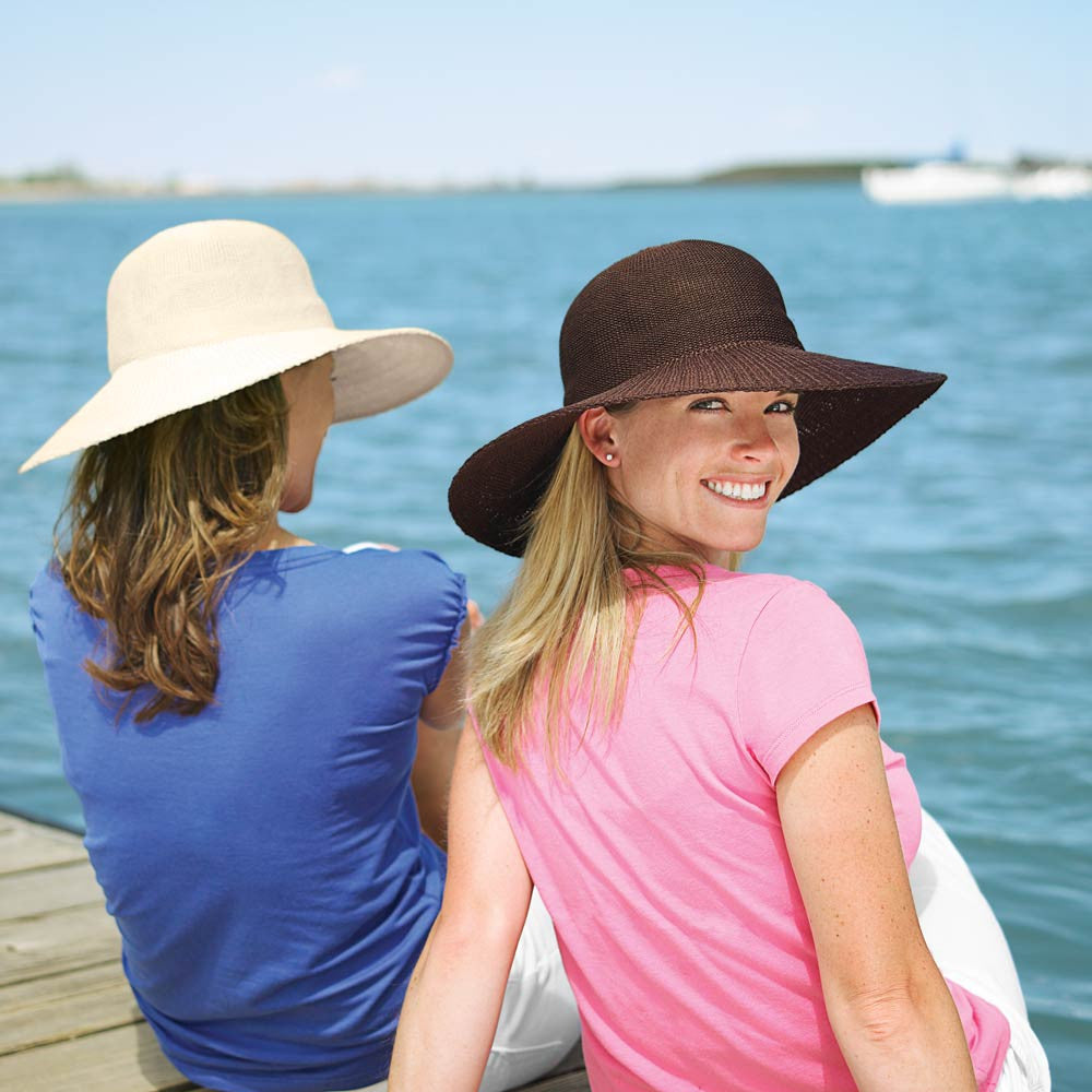 Victoria Diva Sun Hat Womens Wallaroo - Going In Style d9d09a1854e