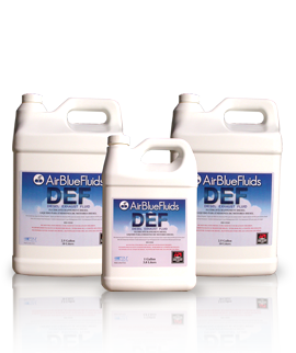 AirBlueFluids DEF - 2 x 2.5 Gallon Case (FREE SHIPPING)