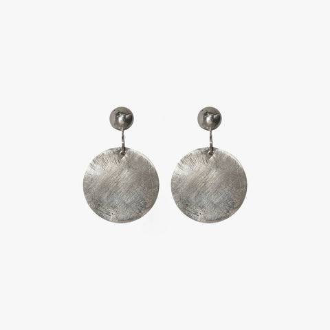 Domed Earrings
