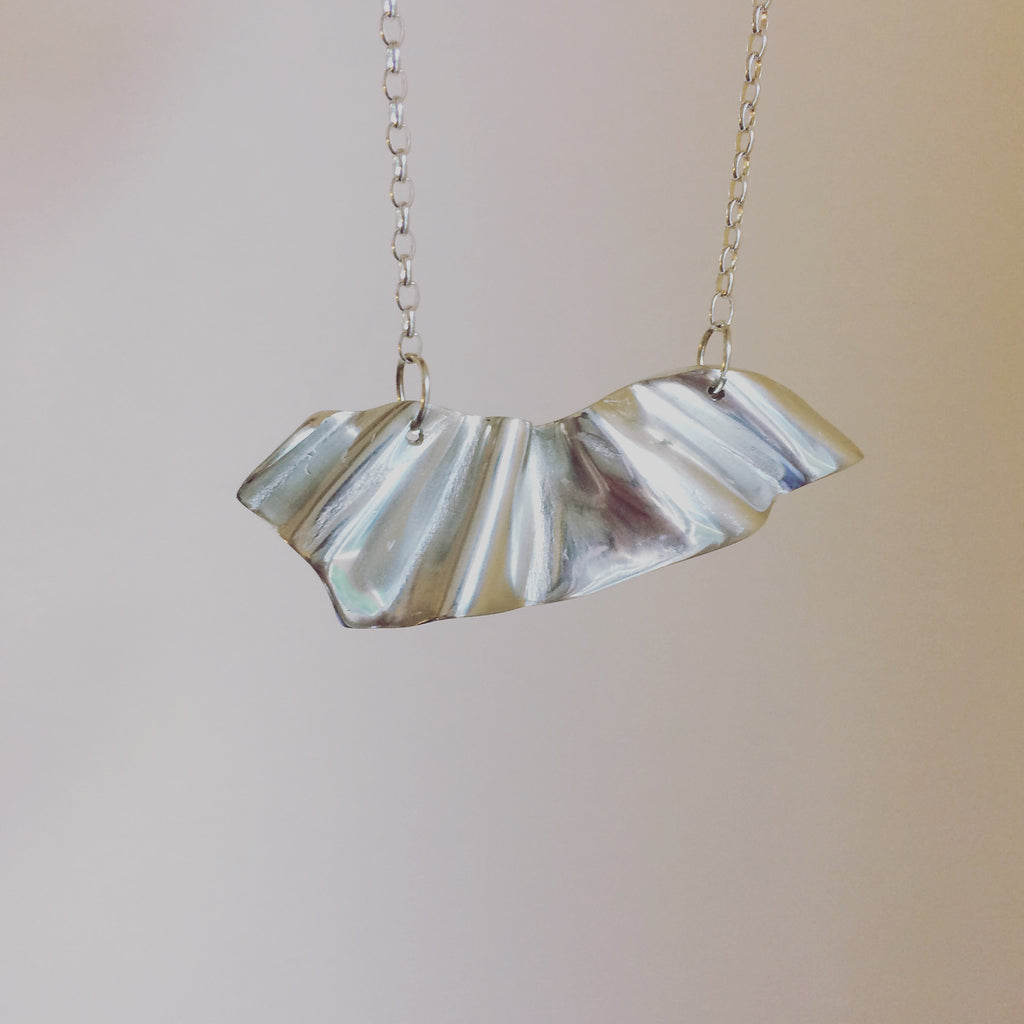 Toffee Ripple Necklace