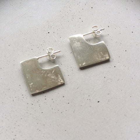 Mosaic Earrings - Small