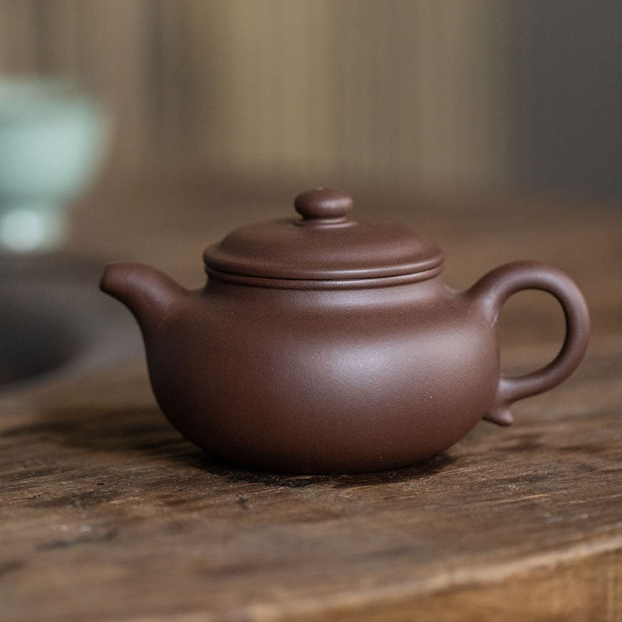 Fang Gu Yixing Teapot 150ML