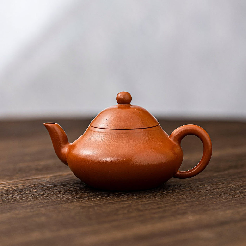 Meng Chen Pear Shape Yixing Teapot 140ML