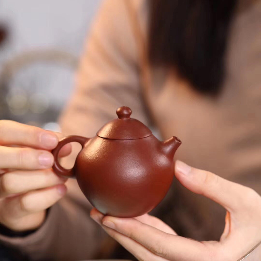 Dragon Egg Teapot