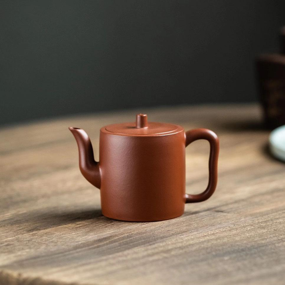 Ji Zhi Yixing Teapot 120ML