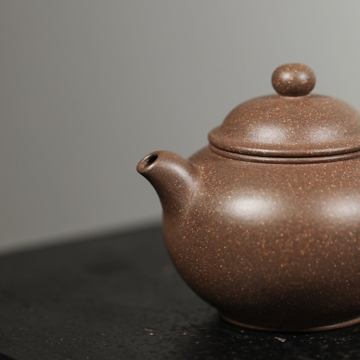 Jade Bead Yixing Teapot 140ML
