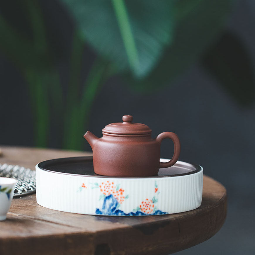 De Zhong Yixing Teapot 130ML