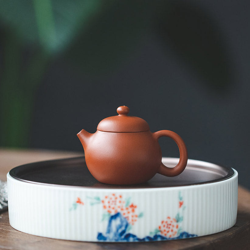 Wen Dan Yixing Teapot 90ML