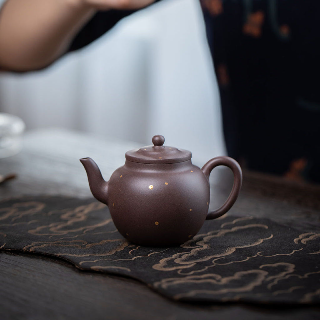 Lian Zi Yixing Teapot 120ML
