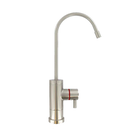 Aquatron Contemporary Satin Nickel Hot Non Air Gap Faucet