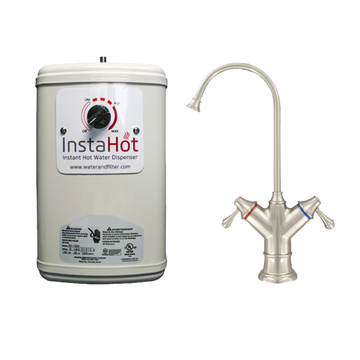 InstaHot T-76 Satin Nickel