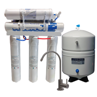 QC75PI  Low Waste Quick Change Alkaline Reverse Osmosis System
