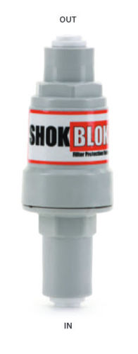 Shok Blok Filter Protection Valves SB-FPV-60