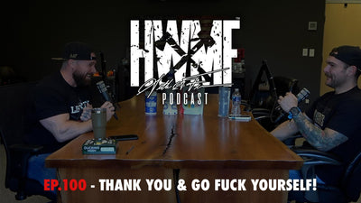 EP.100 - THANK YOU & GO FUCK YOURSELF!
