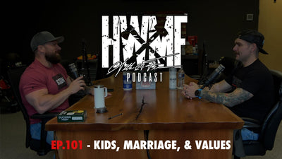EP. 101 - KIDS, MARRIAGE, & VALUES