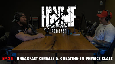 EP. 25 - BREAKFAST CEREAL & CHEATING IN PHYSICS CLASS