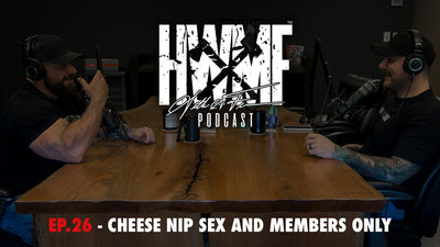 EP. 26 - CHEESE NIP SEX AND MEMBERS ONLY