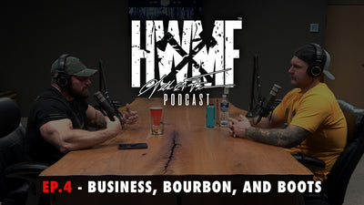 EP. 4 - BUSINESS, BOURBON AND BOOTS