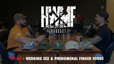 EP. 60 - WEDDING SEX & PHENOMENAL FINGER FOODS
