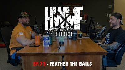 EP. 73 - FEATHER THE BALLS