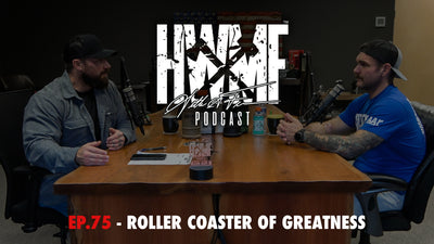 EP. 75 - ROLLER COASTER OF GREATNESS