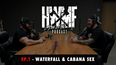 EP. 1 - WATERFALL AND CABANA SEX